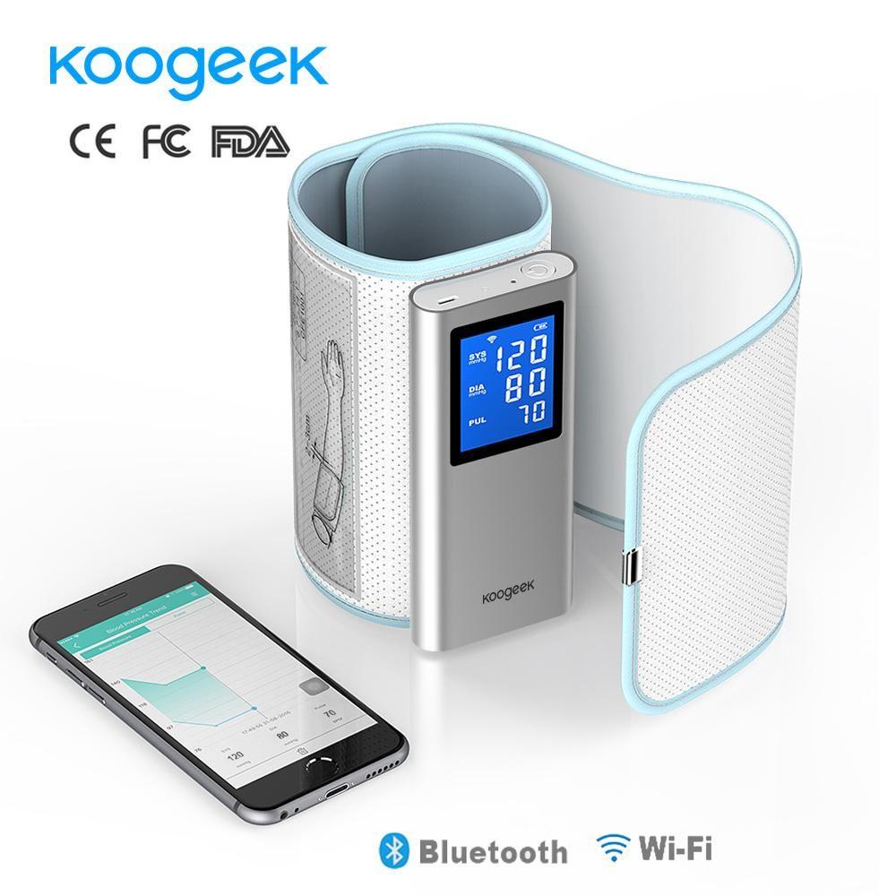 Upper Arm Blood Pressure Pulse Monitor Blood pressure