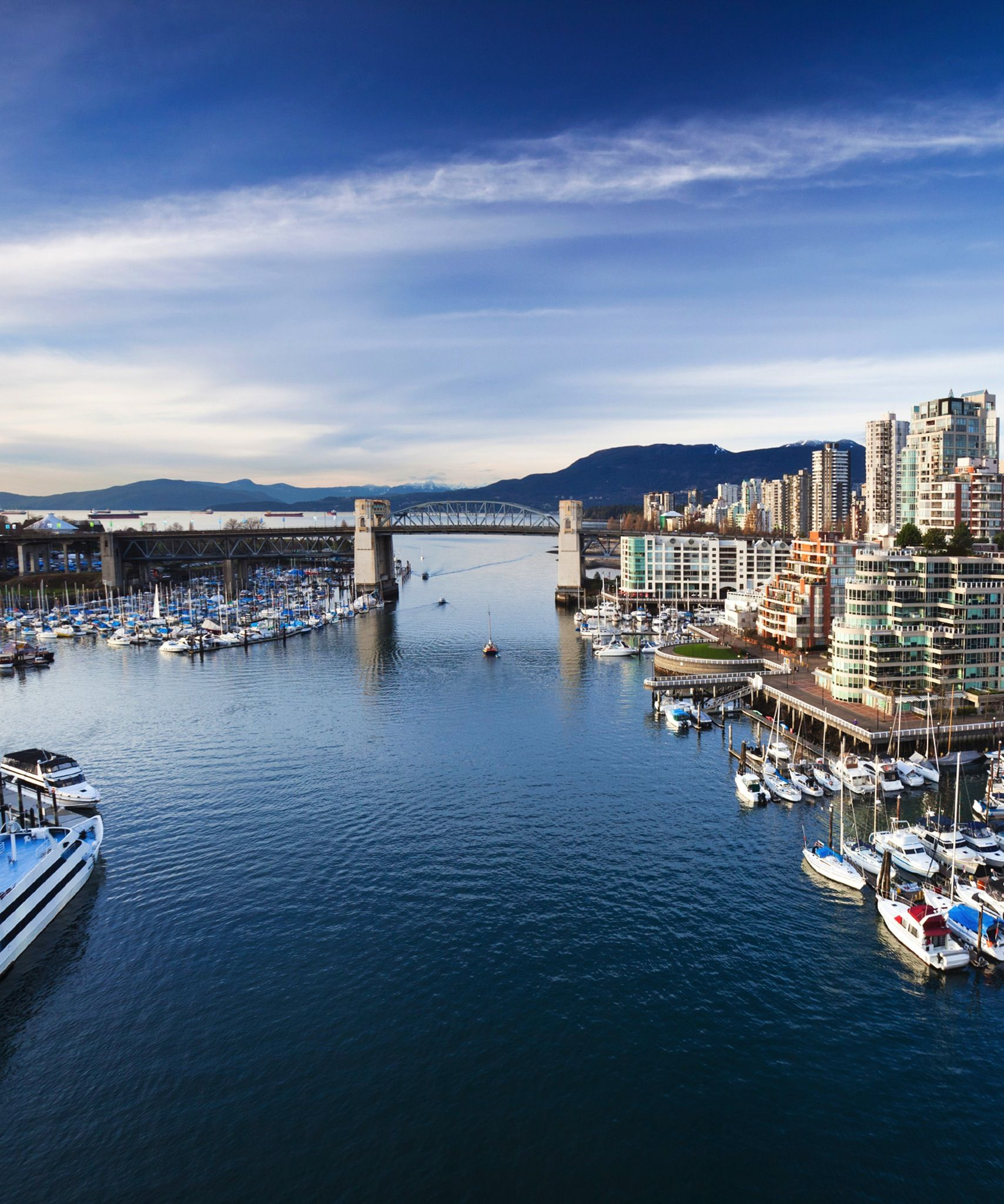 Places To Visit In Vancouver During Summer: Beautiful Vancouver -- The Starting Point For This Alaskan