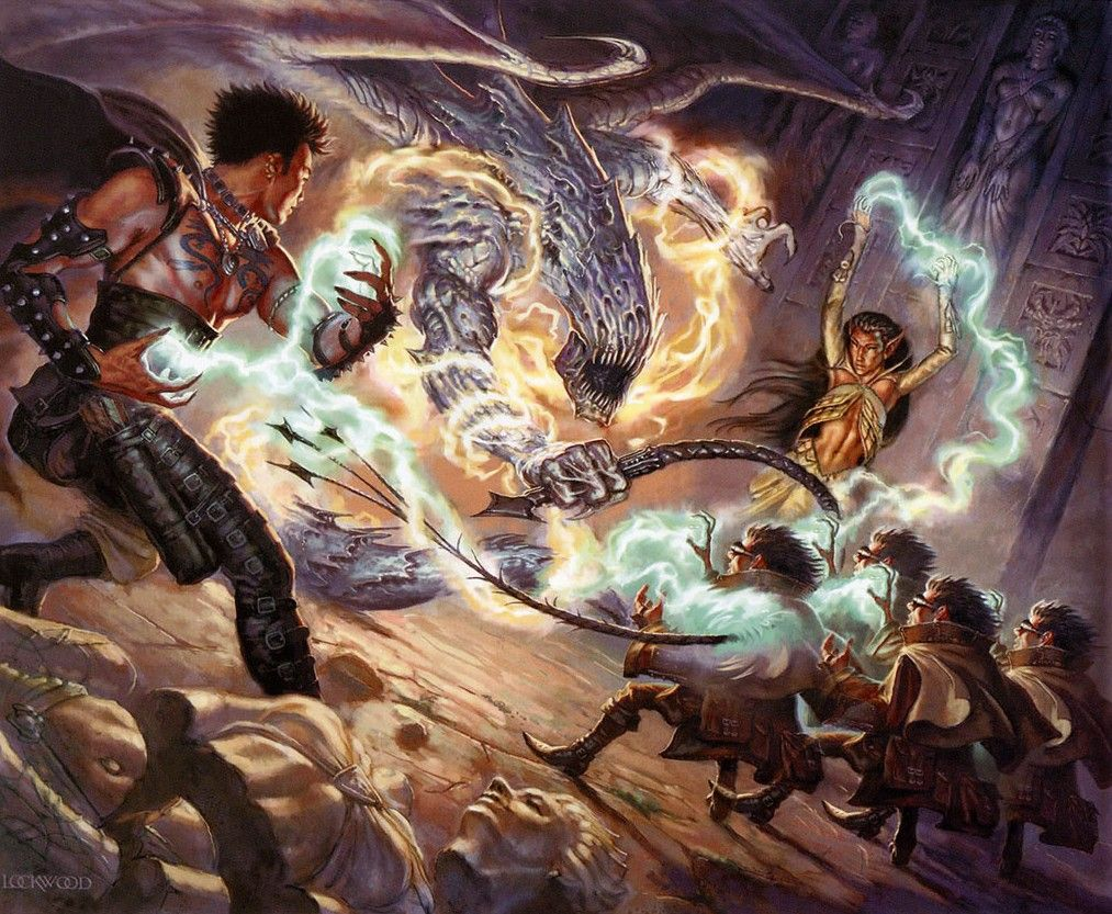 Image result for tome and blood cover art lockwood