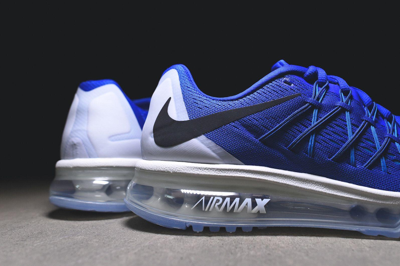 new product a3212 73bc8 Nike Airmax 2015 Royal Blue  nikeairmax2015