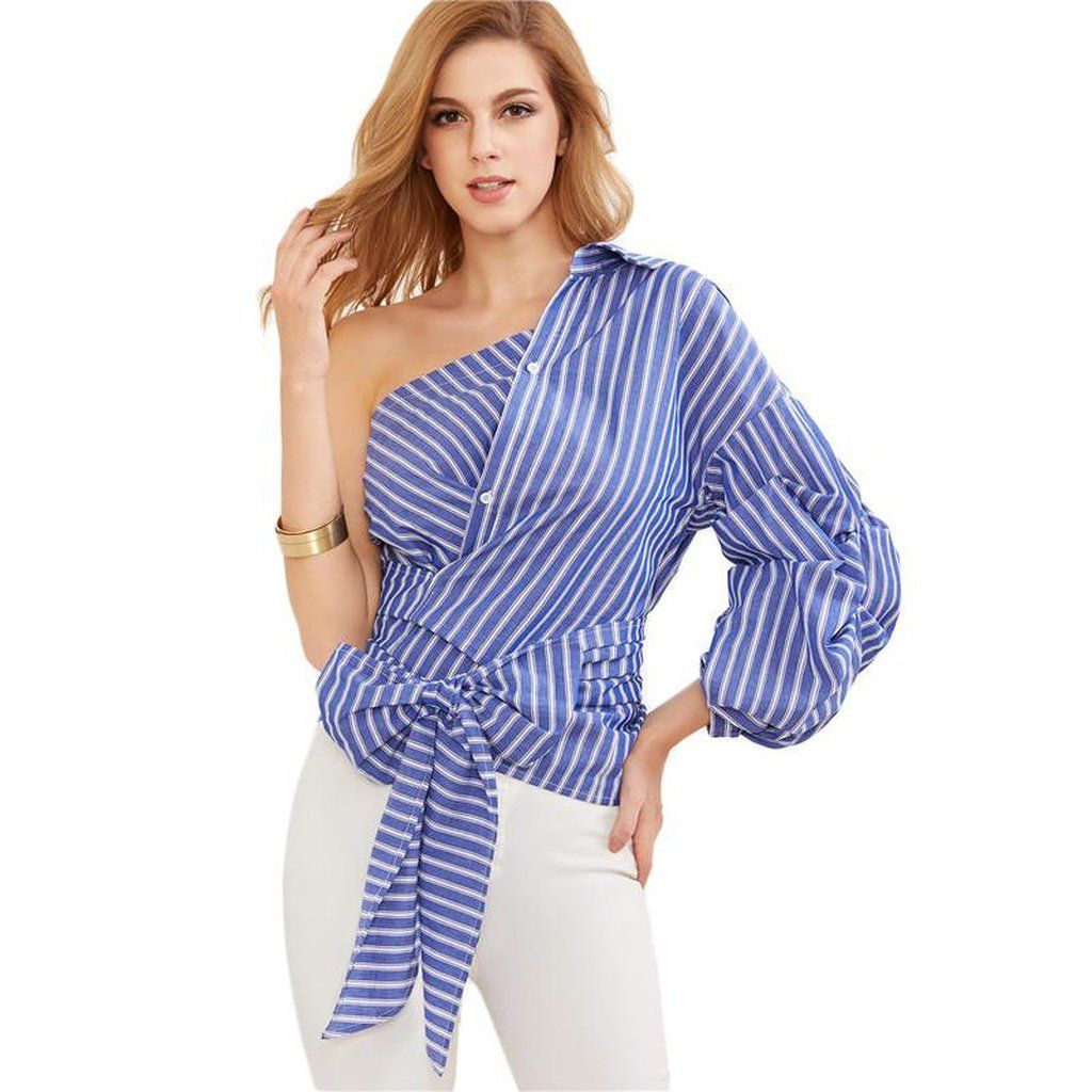 1678de84b929f0 Featured Item Blue Striped One ... you can get it here