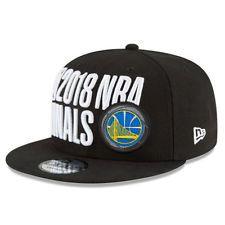 d9ac4746261 Golden State Warriors New Era 9FIFTY 2018 NBA Finals Locker Snapback Hat Cap