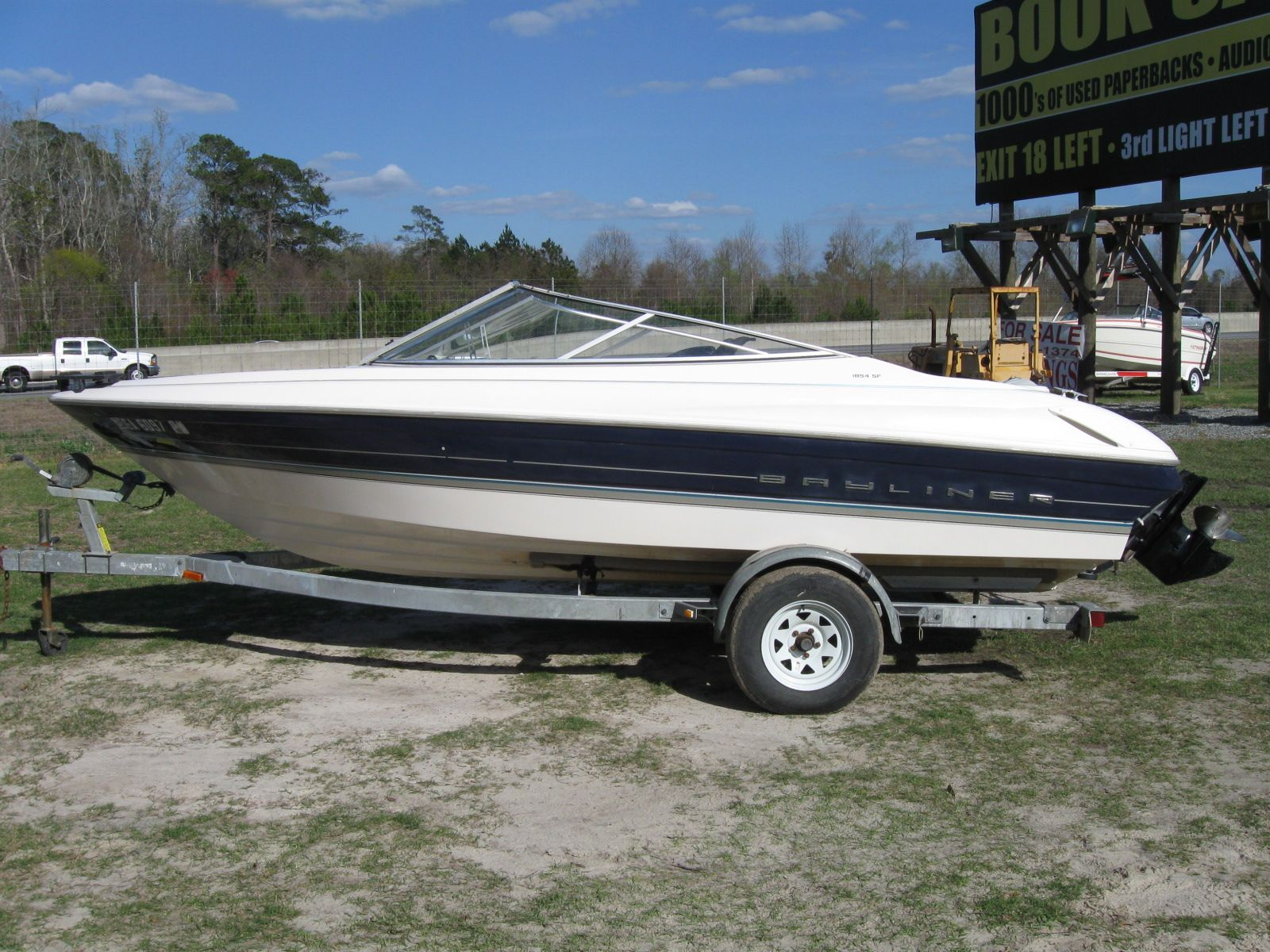1997 Bayliner Capri 1854 Ski and Fish - The Hull Truth