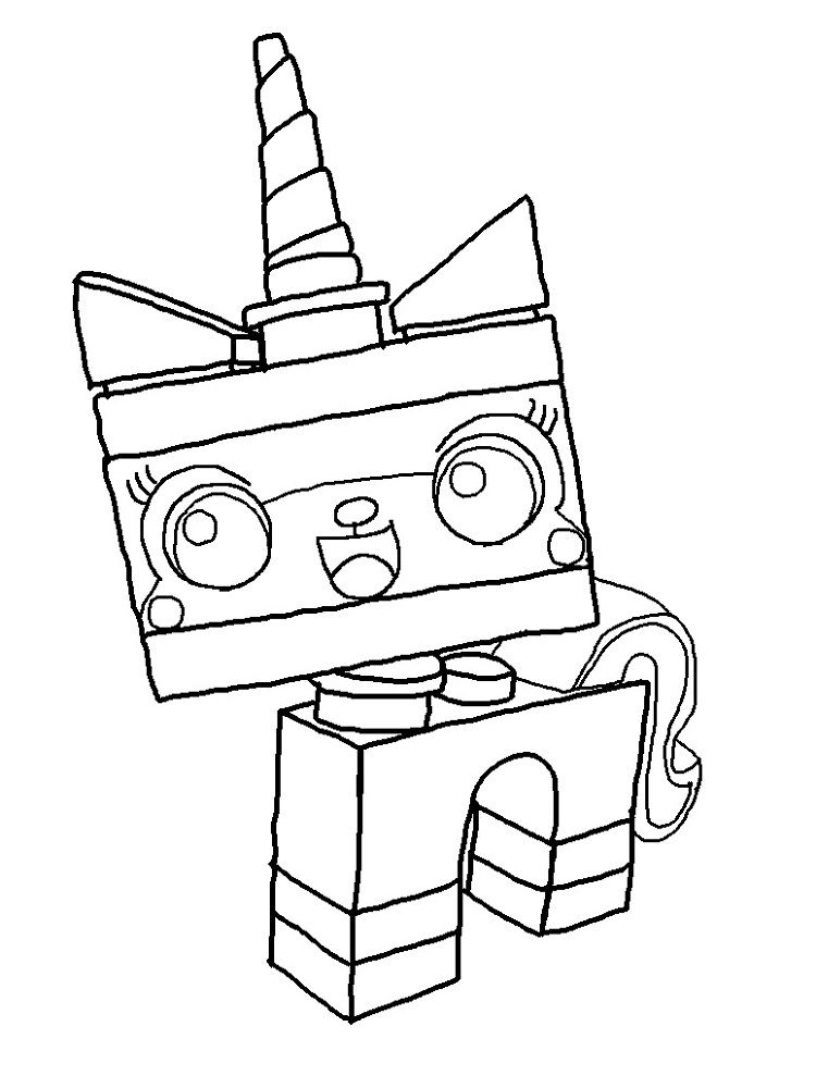 Unicorn Unikitty Coloring Pages Kitty Coloring Princess Coloring Pages Emoji Coloring Pages
