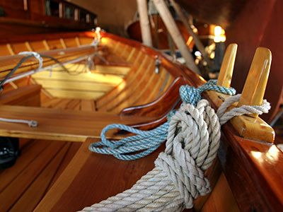 Skärgårdsbåten - Jacobstads båtvarv