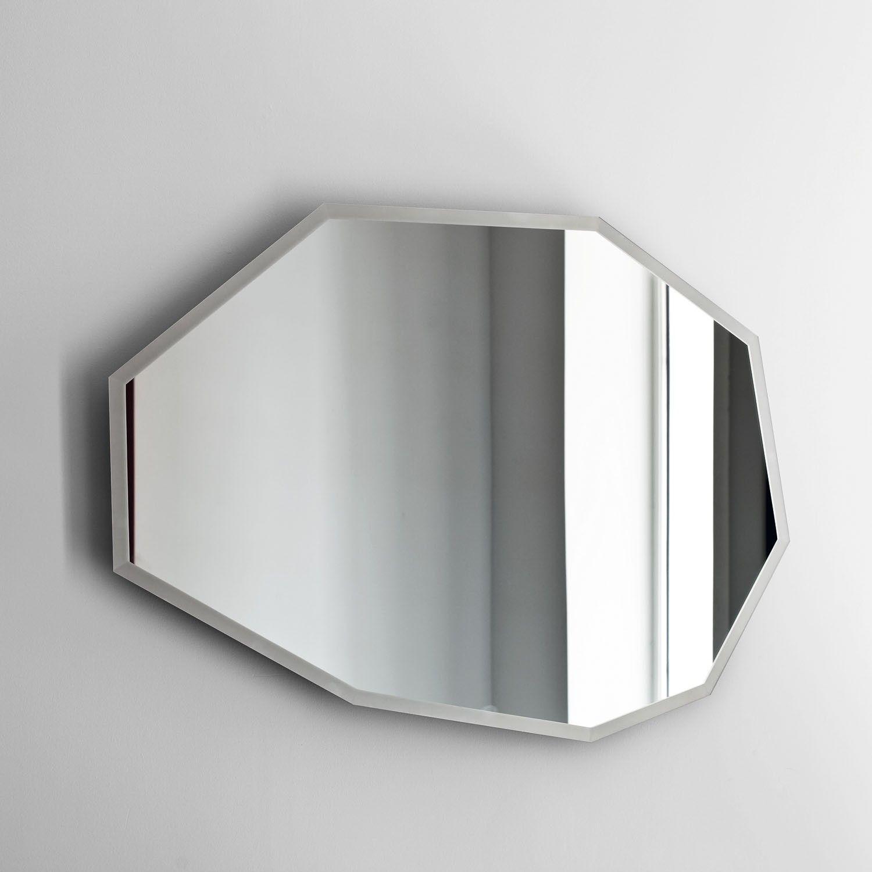 Sovet italia espejo de dise o ice rock dise o gianluigi for Espejos decorativos con formas