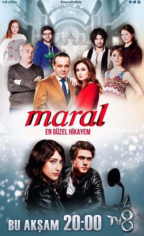 Maral Enguzelhikayem Maraltv8de Turkish Film Tv Series Opera Show