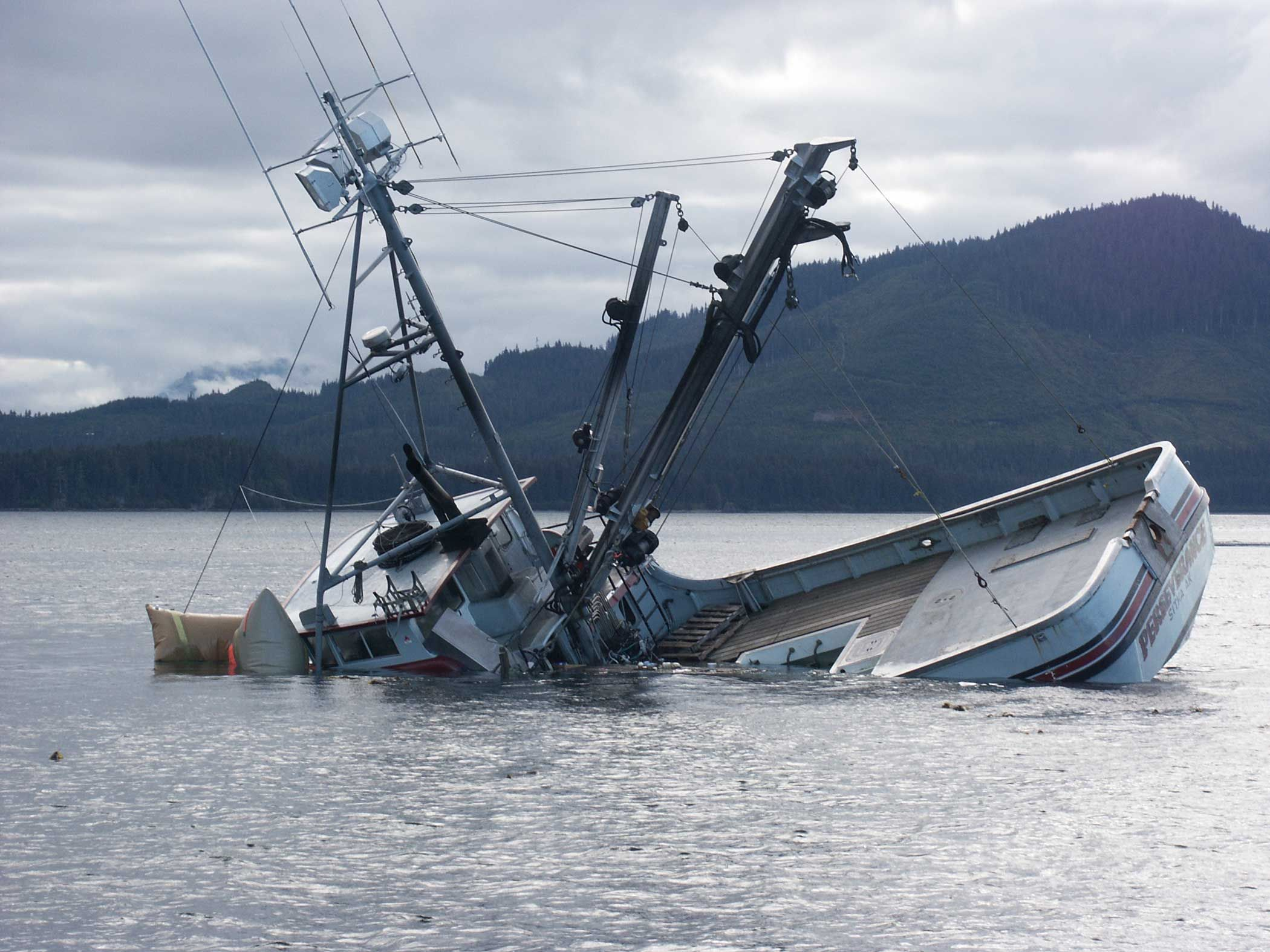 Coast Guard encourages commercial fishermen in Alaska to
