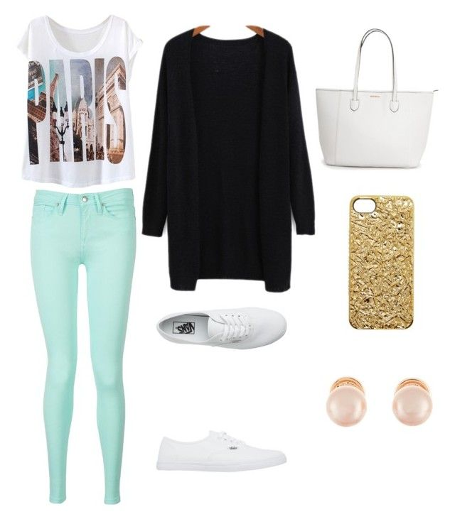 """""""It's only Tuesday"""" by jana-youngers on Polyvore featuring Tommy Hilfiger, Vans, Marc by Marc Jacobs and Kenneth Jay Lane"""