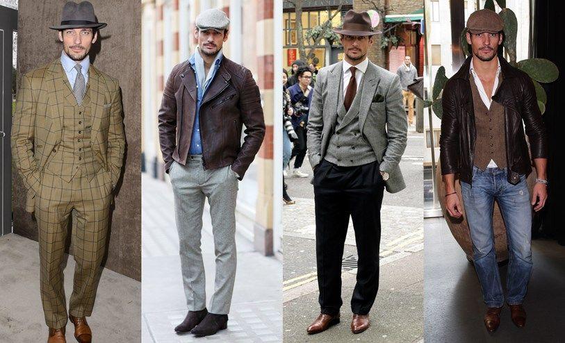 David Gandy Style & Fashion - Best Looks - GQ.co.uk
