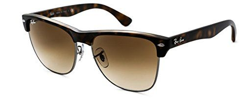 2c57a925b2 Sunglasses  168.00 Ray-Ban Unisex Clubmaster Oversized RB4175 Sunglasses  (Matte.