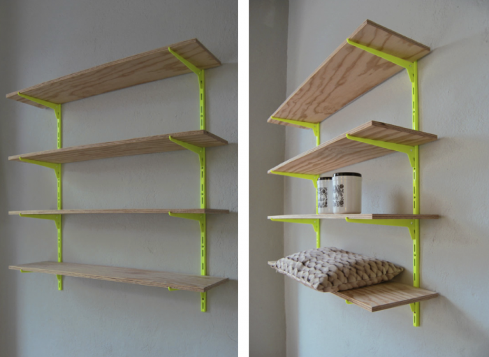 Radical Color For The Office Kolor In Germany Cheap Shelves