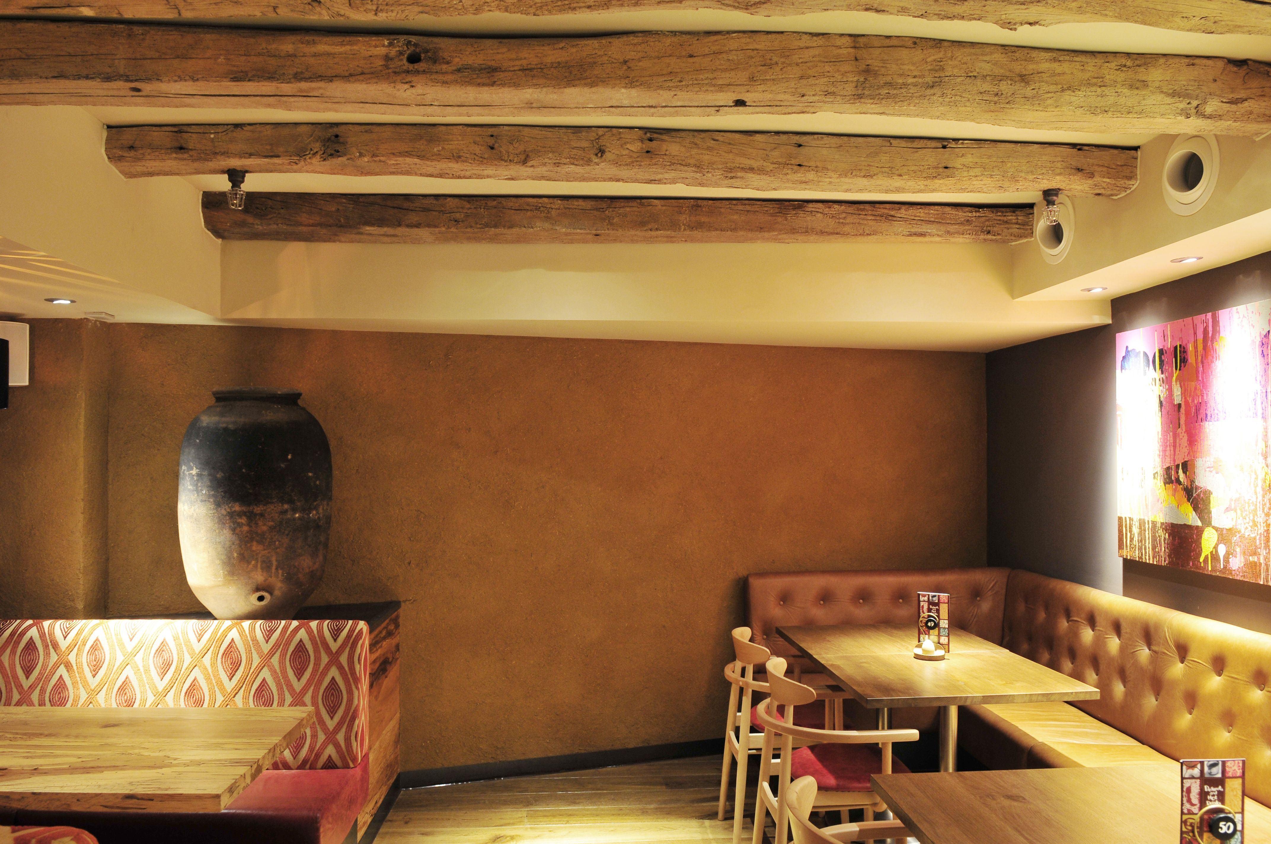 Clayworks Ltd. Natural, Unfired Clay Plasters For Interior Wall Finishes.  Warm, Breathable