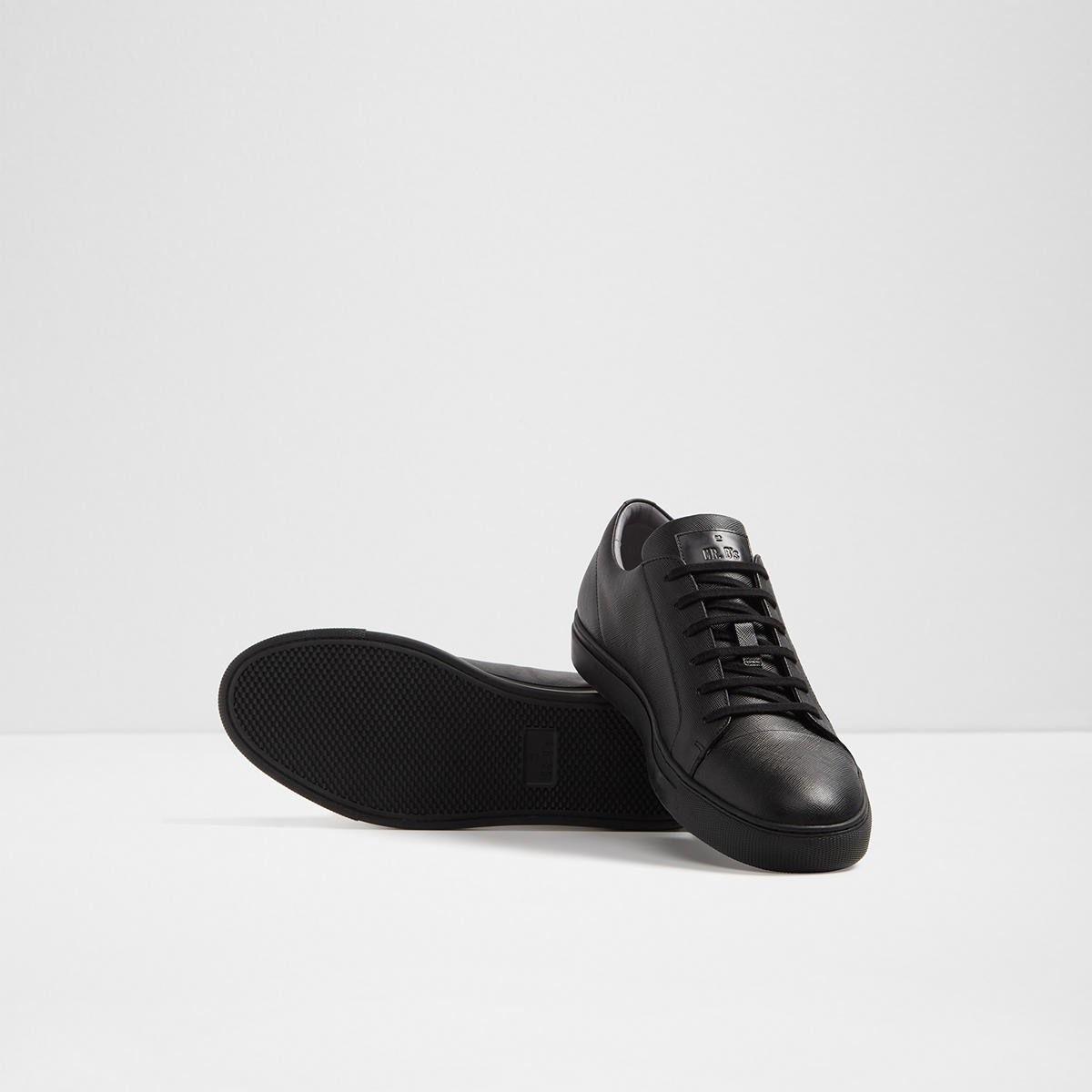 Praressi | Mens trainers, Black sneaker