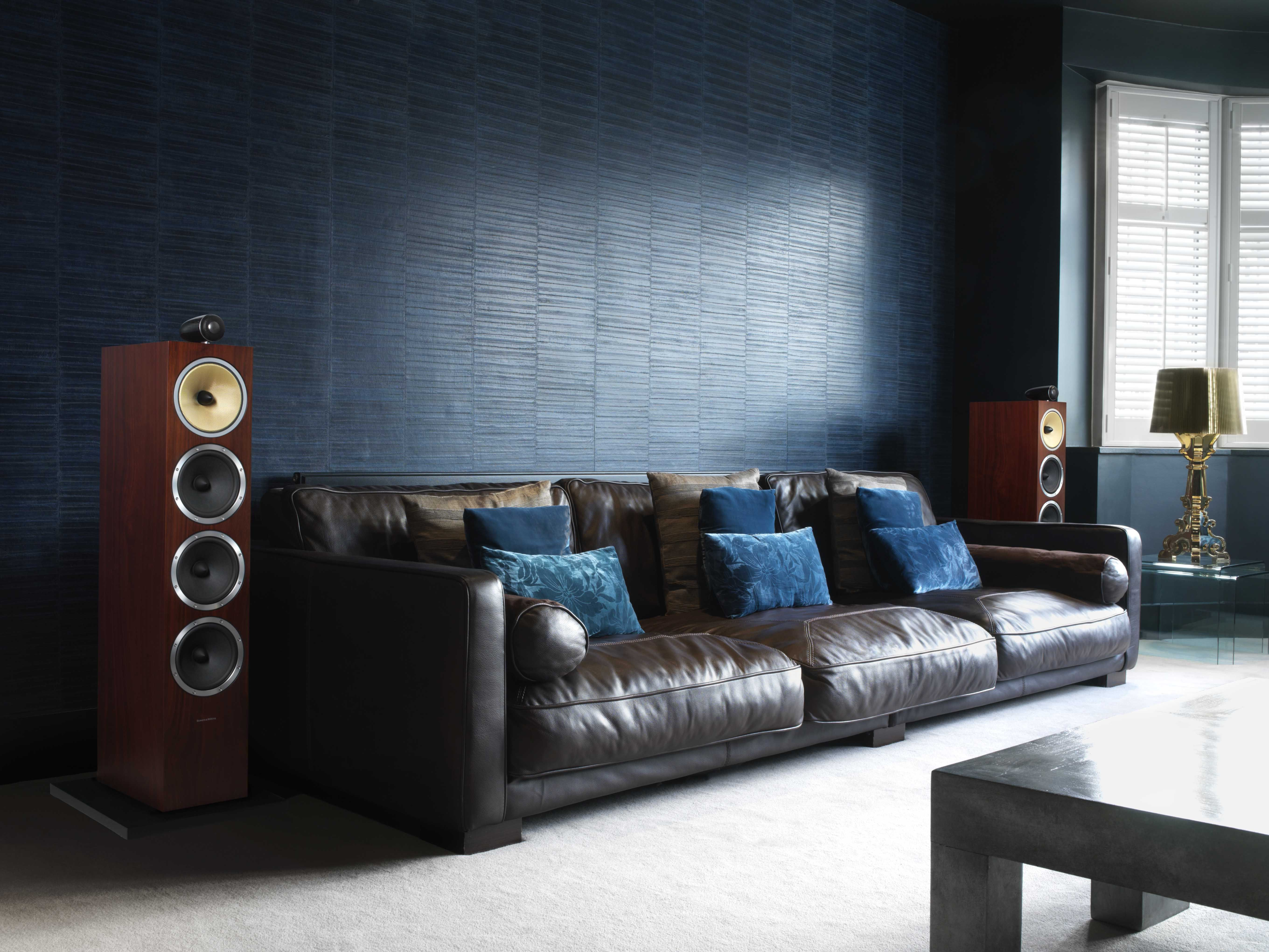 Bowers And Wilkins Speakers: CM Seriesu0027 New Crown Jewel Part 37