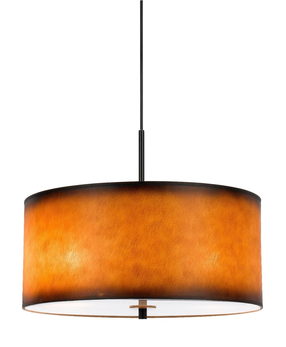 Pin On Drum Pendant Lights