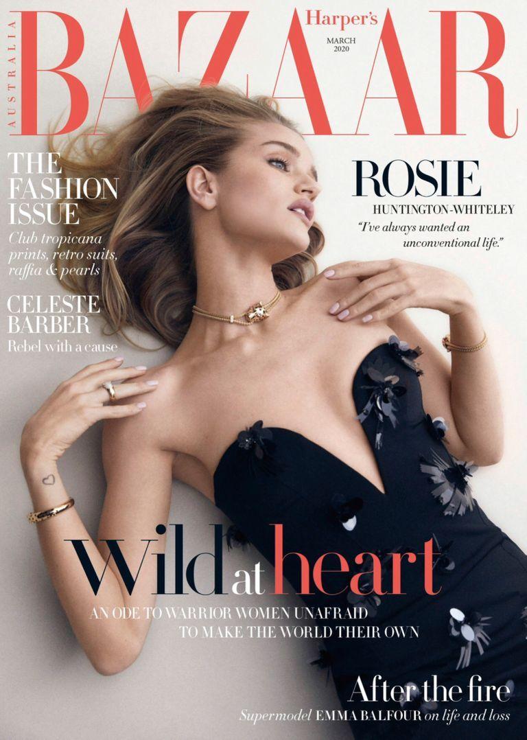 Harper's Bazaar Australia Back Issue March 2020 (Digital) -   22 beauty Editorial harpers bazaar ideas