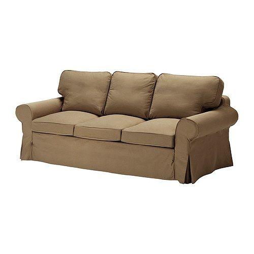 Enjoyable Three Seat Sofa Ektorp Blekinge White Living Room Decor Ocoug Best Dining Table And Chair Ideas Images Ocougorg
