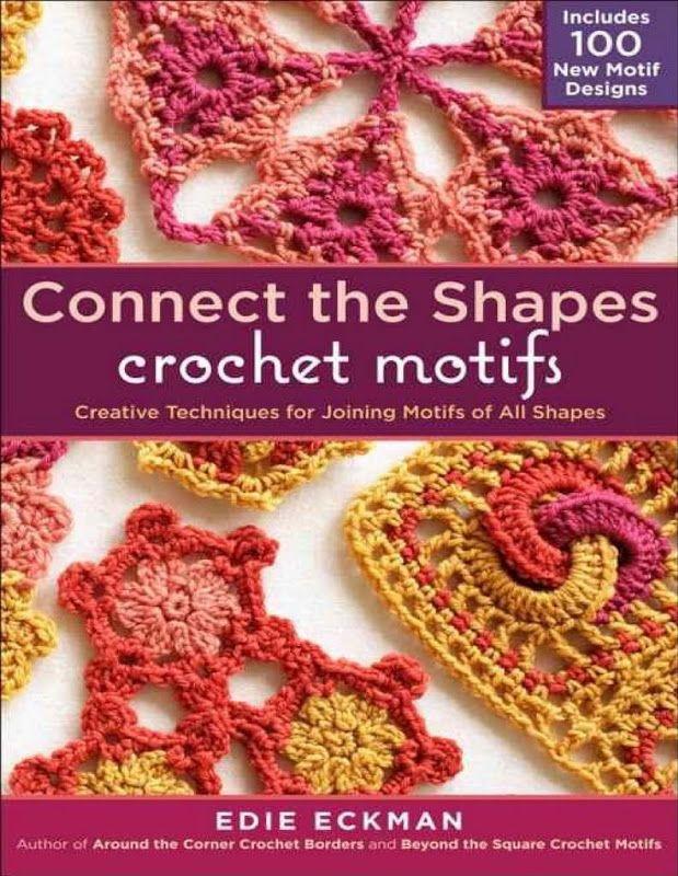 Connect the Shapes Crochet Motifs (Edie Eckman)