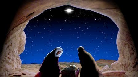 ✧ This REALLY HAPPENED. The Savior for everyone in the world was born in Bethlehem ✧