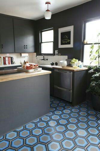Carreaux de ciment contemporains salle de bain Pinterest