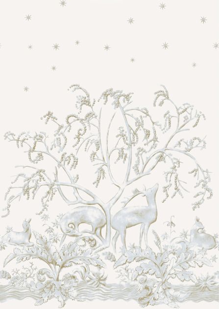 Sika Wide Width Wallpapers Deer wallpaper, Wallpaper