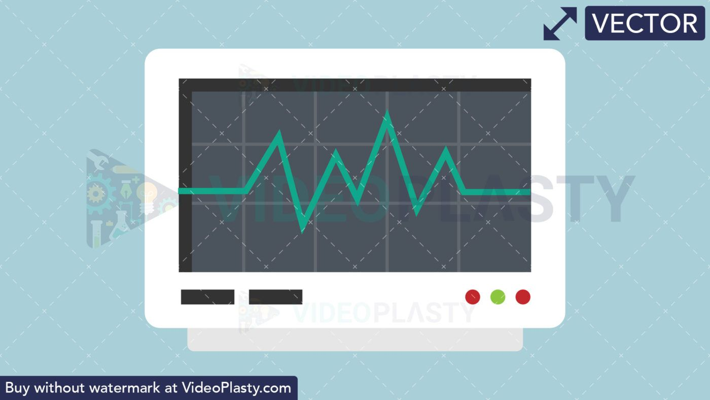50+ Heart rate monitor clipart ideas in 2021