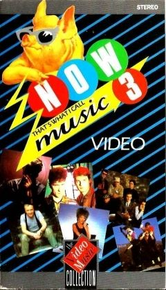 NOW That's What i Call Music 3 - VHS