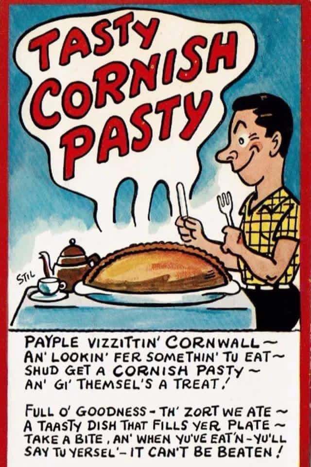 TASTY CORNISH PASTY