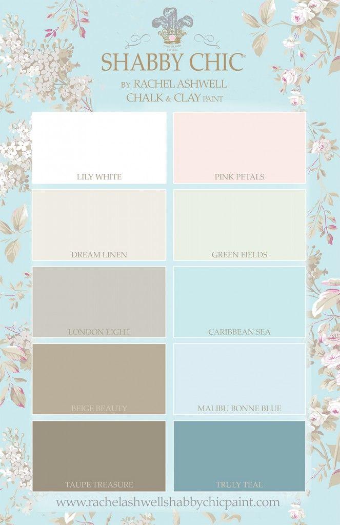 Shabby Chic paint brand | Pretty | Pinterest | Wandfarbe, Wandfarbe ...