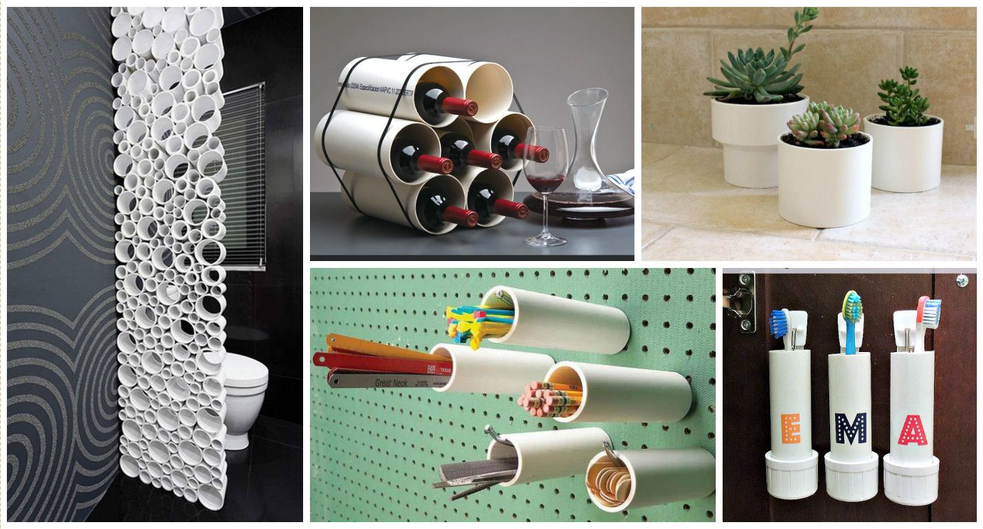 There are many creative ideas for projects that use pvc for Pvc pipe projects ideas