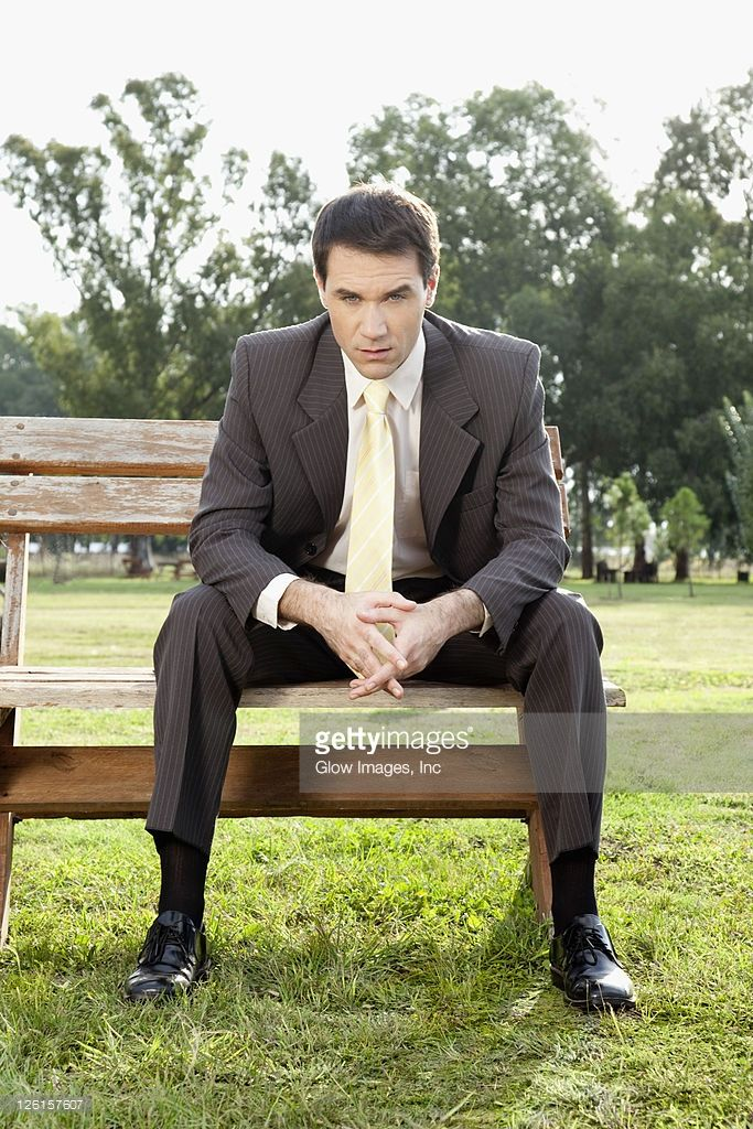 Businessman Sitting On A Park Bench Picture Id126157607 683 1024 Business Man Man Sitting Boy Squad