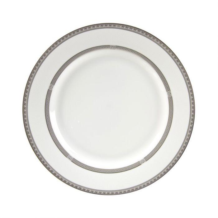 10 Strawberry Street Sop 1 Sophia 10 75 Dinner Plates Set Of 24 White Dinner Plates Dinner Plates Dinner Plate Sets