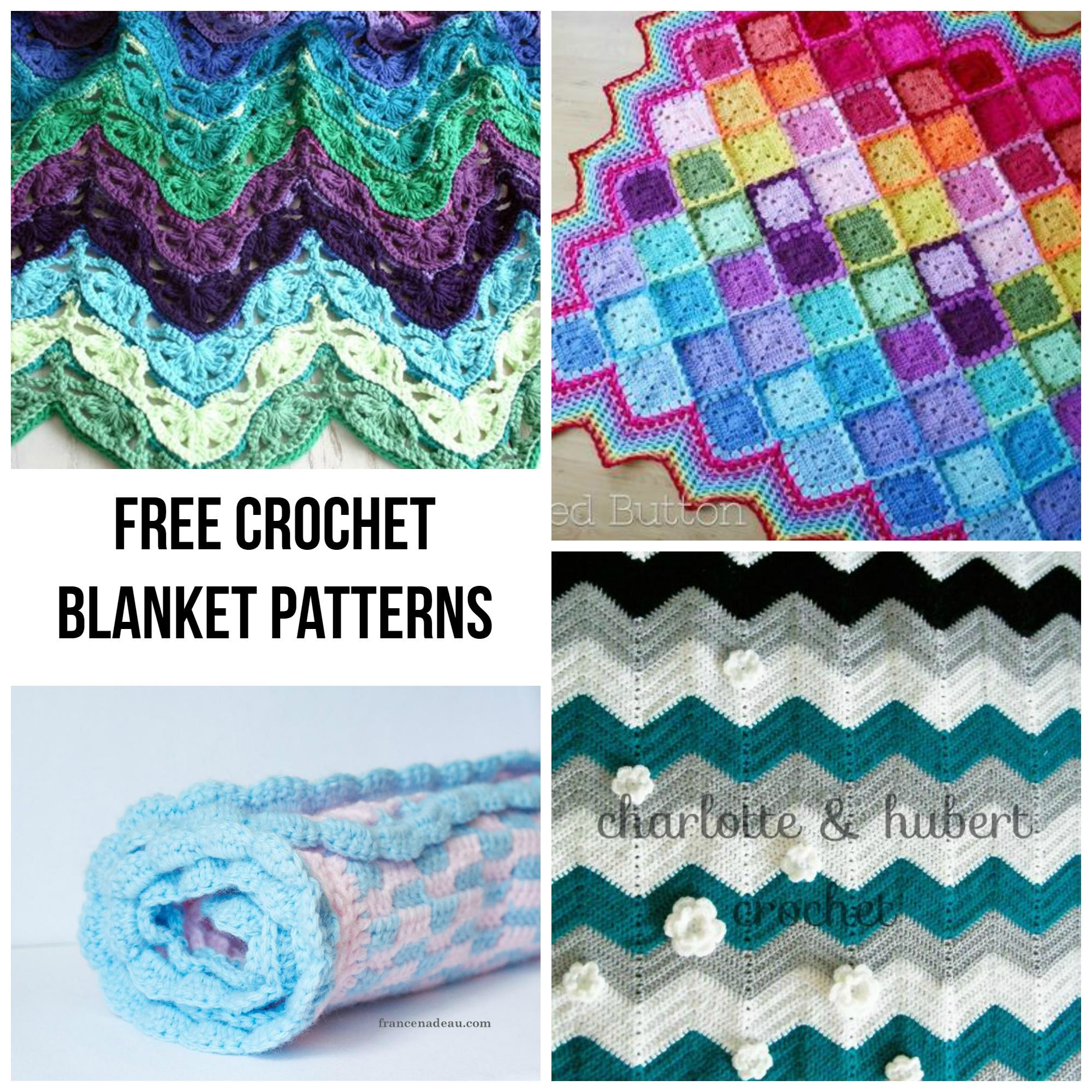 Our best free christmas crochet patterns crochet blanket free crochet blanket patterns bankloansurffo Image collections