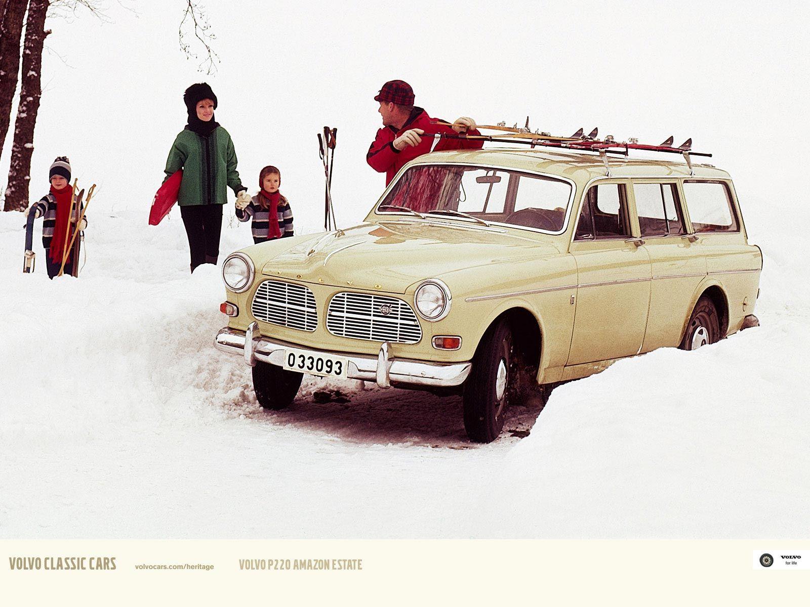 1966 Volvo P220 Amazon Estate