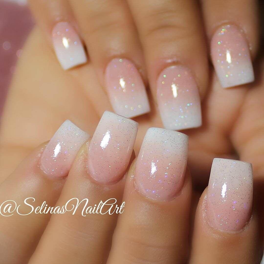 30 Stunning Wedding Nail Inspirations | Nails inspiration, Nail nail ...