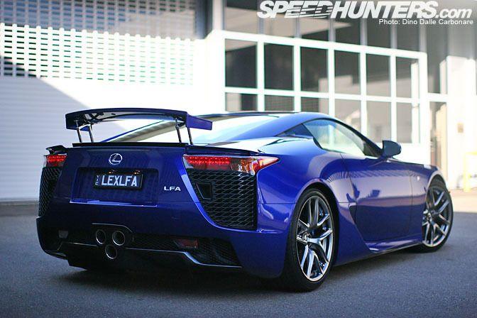 Car Feature Lexus Lfa Speedhunters Lexus Lfa Lexus Lexus Cars