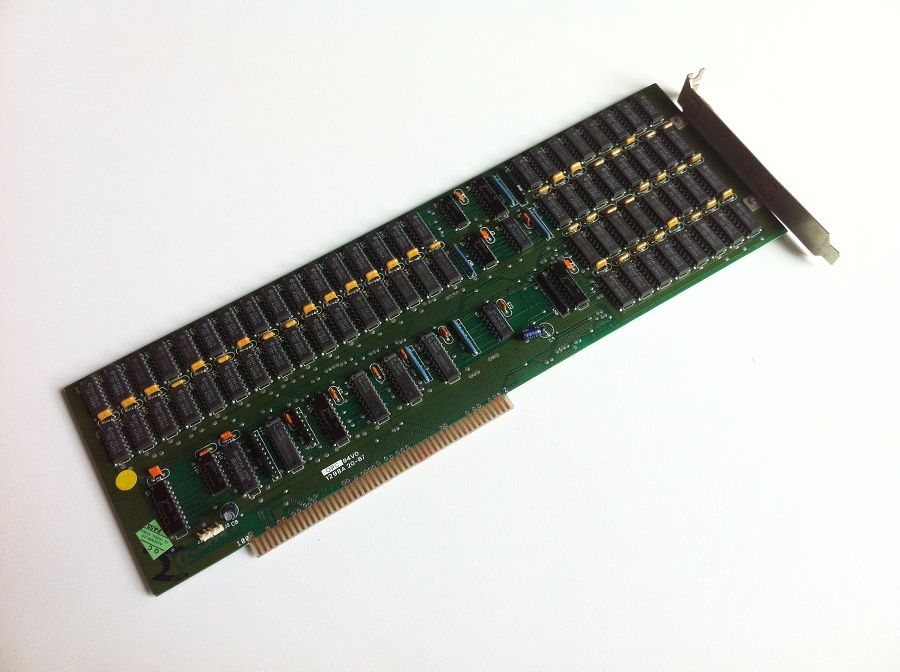 Commodore Amiga A2052 (A25000) 2Mb RAM Expansion