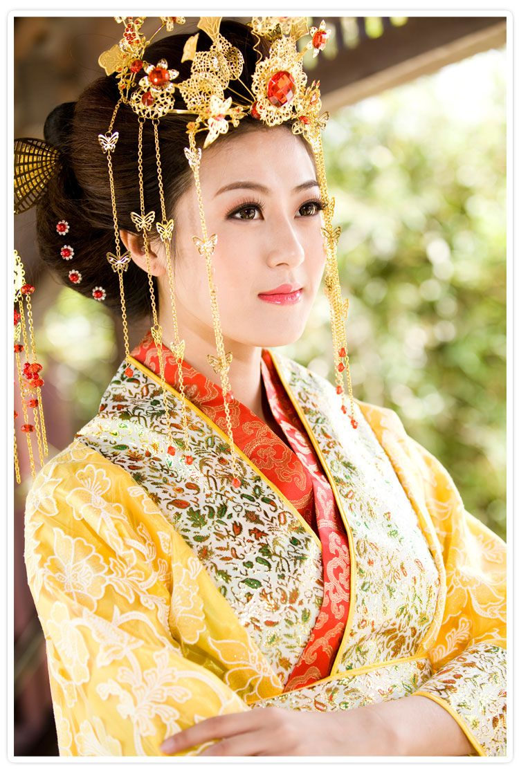 Tang costume hanfu princesse, fêtecostumes féminine's