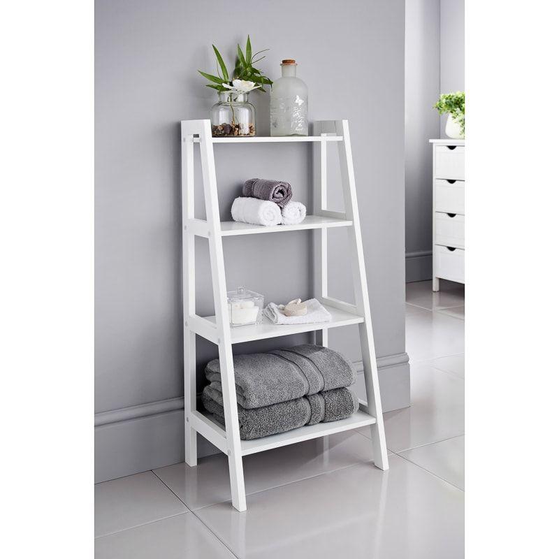 Maine Ladder Shelf Ladder Shelf Decor Bathroom Ladder Shelf Bathroom Ladder