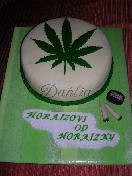 S marihuanou , Pro dospělé* dorty   dorty.artmama.cz