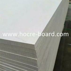 Storage manufacturing asbestos-cement products