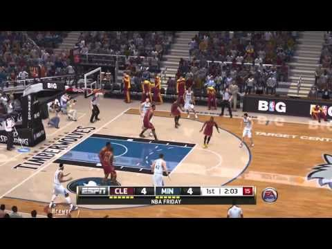 PS4 NBA Live 14 LEAKED 1 Quarter Of Gameplay XBOX ONE PS4 LEAKED GAMEPLAY - http://nbanewsandhighlights.com/ps4-nba-live-14-leaked-1-quarter-of-gameplay-xbox-one-ps4-leaked-gameplay/