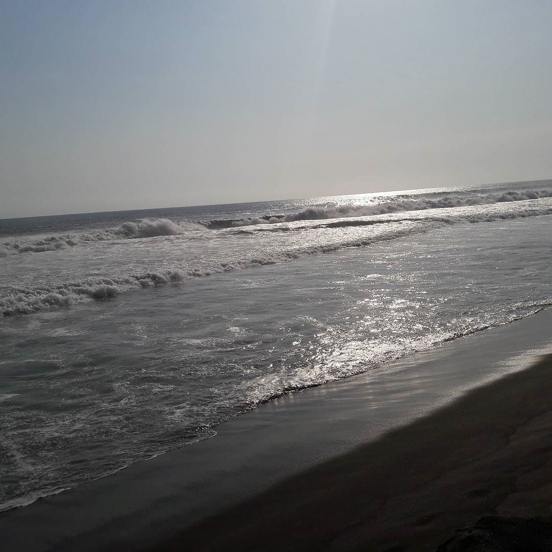 By the sea #tecoman #sea #vacations
