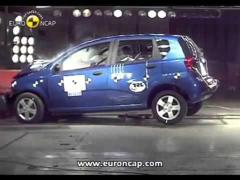 2006 Chevrolet Kalos Carpisma Testi Araba Teknik Bilgi Bilgi