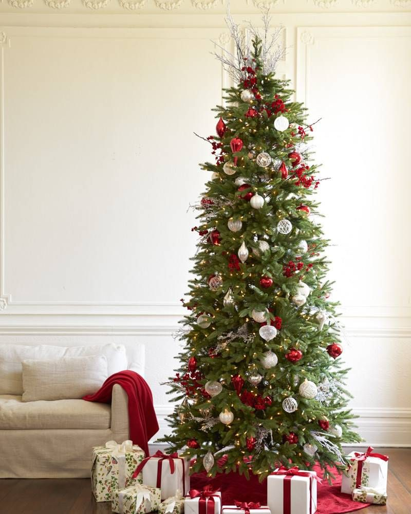 Silverado Slim Tree Balsam Hill UK in 2020 Slim
