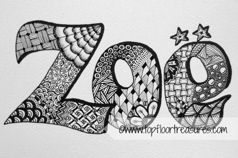 zoe coloring pages - photo#4