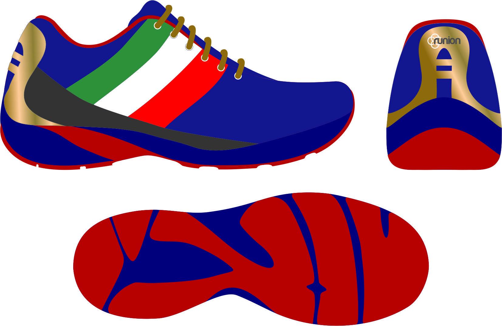Tênis Esportivo Itália - Copa do Mundo