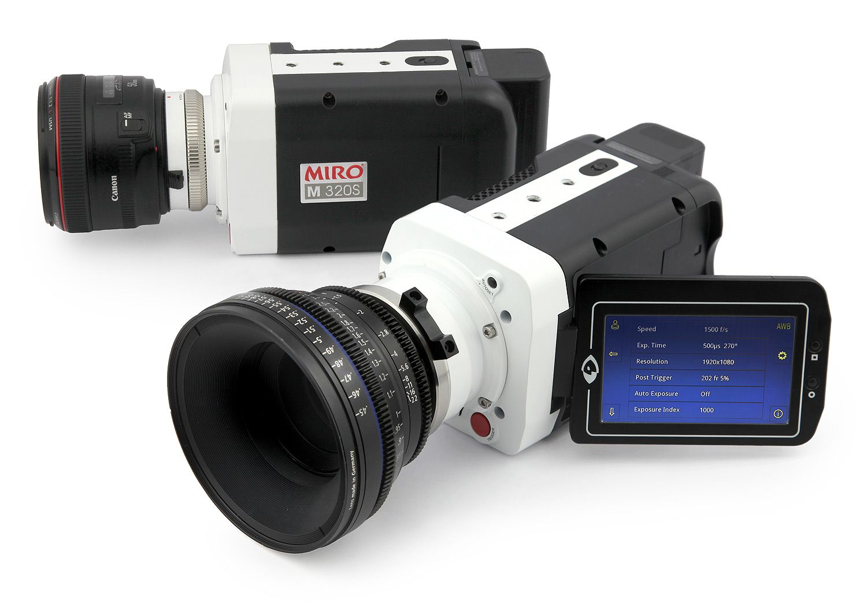 Digital High Speed Video Camera | Phantom Miro M/R/LC320S | AL'S ...