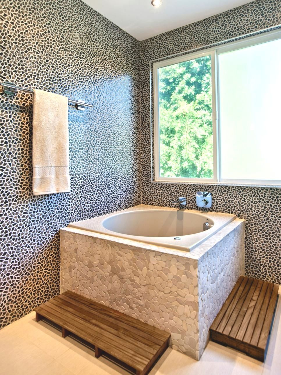 spa bathroom - Google Search